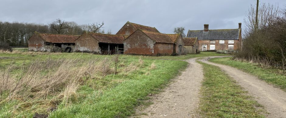 Wood Farm, Hempnall