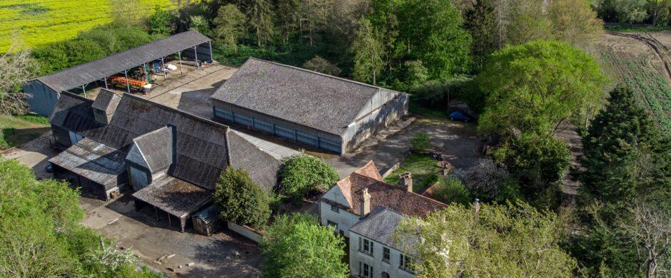 Redricks Farmhouse, Sawbridgeworth